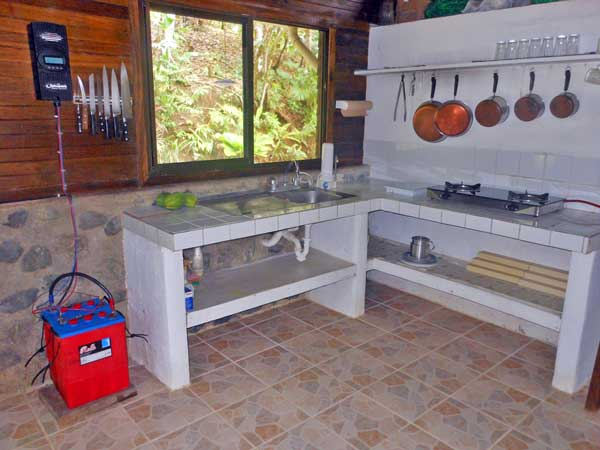 Kitchen-Guesthouse