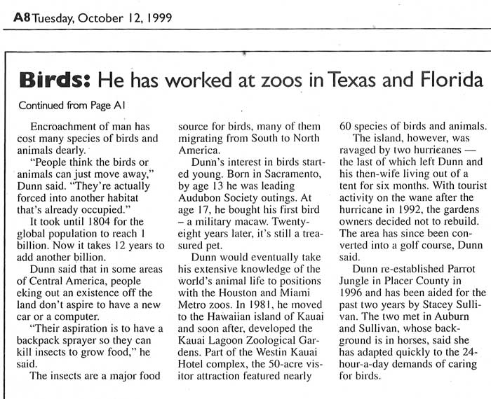 Newspaper-article-Oct-12-1999---Birds-Continued